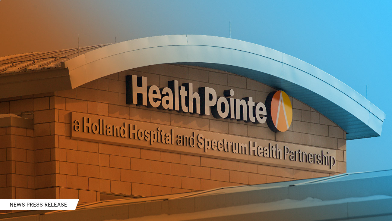 Health Care Marketing for Spectrum Health and Holland Hospital partnership Health Pointe
