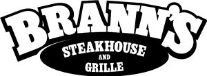 Branns steakhouse sports grille black logo case study lead marketing grand rapids michigan