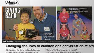 West Michigan BBBS Award Eddie Bullinger