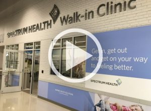 Spectrum Health Regional Marketing in Meijer