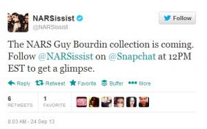 narsissist twitter lead marketing grand rapids