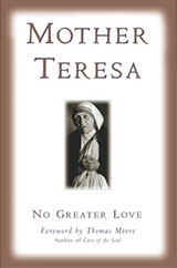 Mother-Teresa-No-Greater-Love-book-review-list