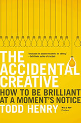 The-Accidental-Creative-Todd-Henry-book-review-list