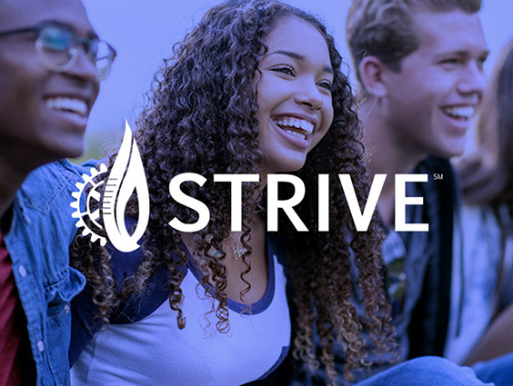 Strive Behance Project Lead Marketing Agency Grand Rapids MI